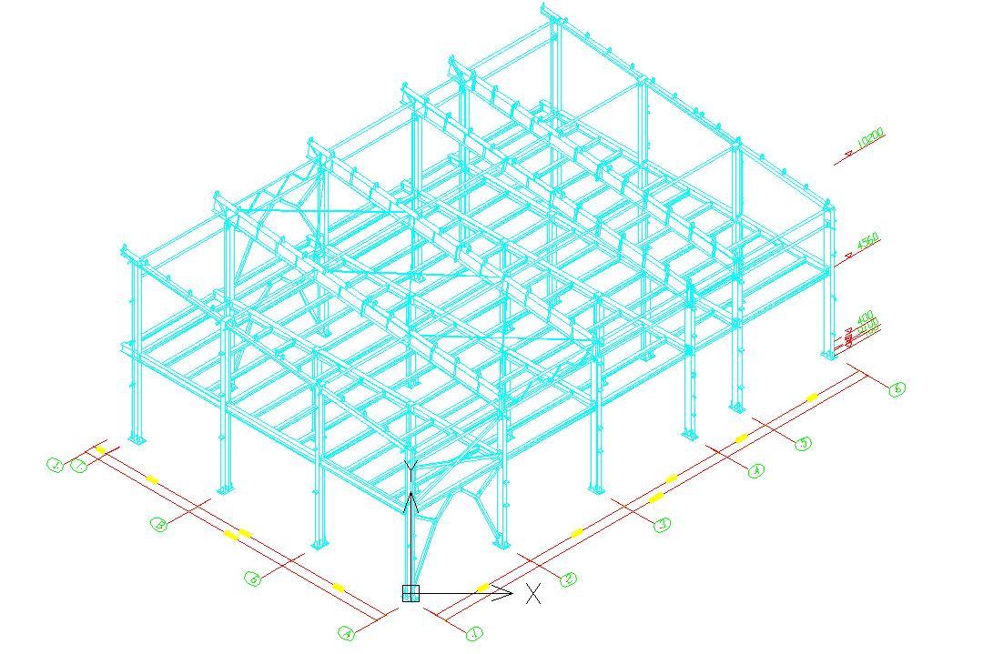 gроектирование металлических конструкций