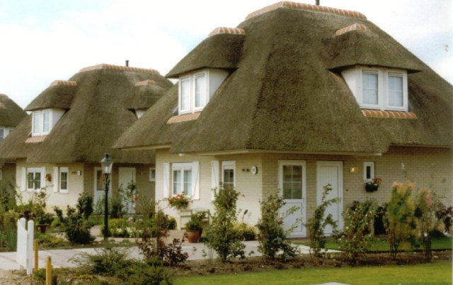 Соломенные крыши фото